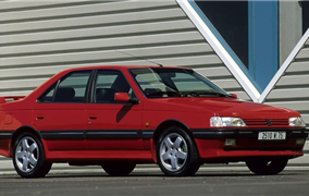 Peugeot 405 (1987-1996) – recenzia a skúsenosti