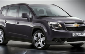 Chevrolet Orlando (2010-2014) – recenzia a skúsenosti