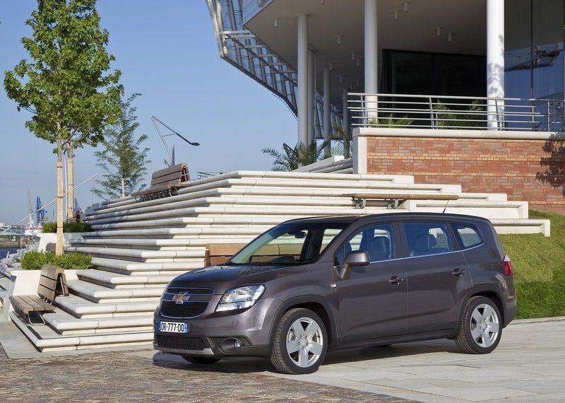 Chevrolet Orlando 2010 2014 Recenzia A Sksenosti Autorubik