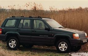 Jeep Grand Cherokee (ZJ, 1993-1999) – recenzia a skúsenosti