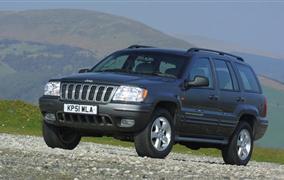 Jeep Grand Cherokee (WJ, 1999-2005) – recenzia a skúsenosti