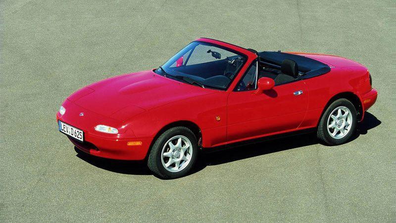 Mazda MX-5 (NA, 1990-1998) – recenzia a skúsenosti