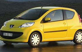 Peugeot 107 (2005-) – recenzia a skúsenosti