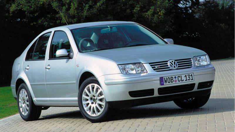 Volkswagen Bora (1J, 1998-2005) – recenzia a skúsenosti