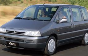 Citroen Evasion (1994-2002) – recenzia a skúsenosti