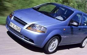 Daewoo – Chevrolet Kalos (T200, 2002-2007) – recenzia a skúsenosti