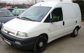 Peugeot Expert (1995-) – recenzia a skúsenosti