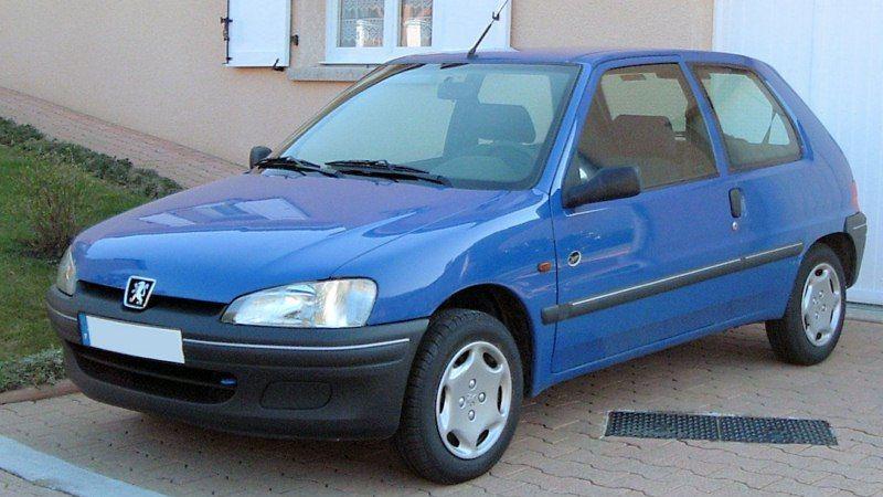 Peugeot 106 (1991-1996-2003) – recenzia a skúsenosti
