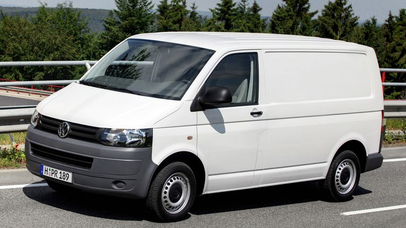 Vw t5 multivan facelift test