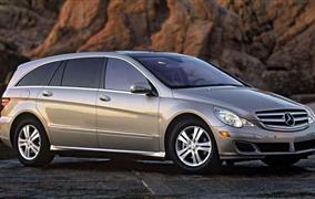 Mercedes Benz R (W251, 2005-) – recenzia a skúsenosti