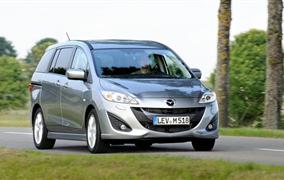 Mazda 5 (CW, 2010-2015) – recenzia, skúsenosti a spoľahlivosť