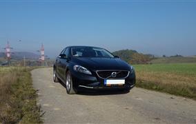 Test Volvo V40 D2 (88 kW)