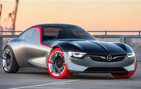 Foto: Opel GT Concept (2016)