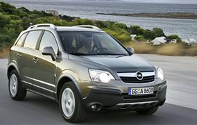 Opel Antara (2007-) – recenzia a skúsenosti